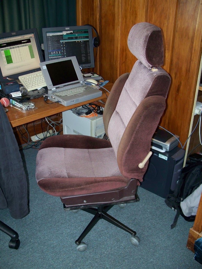 how to turn junker car seats into beautiful office chairs car seats office chairs